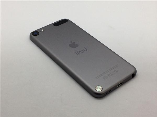 【中古】【安心保証】 iPodtouch5[16GB](スペースグレイ)NGG82J