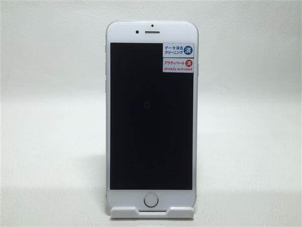 【中古】【安心保証】 docomo iPhone6[64G] シルバー