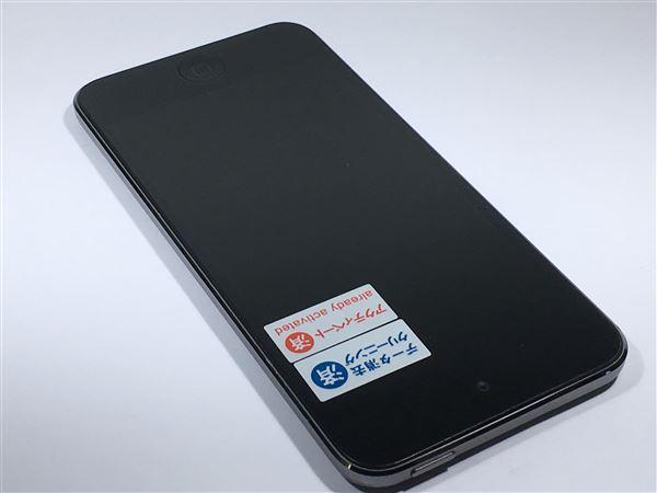 【中古】【安心保証】 iPodtouch5[16GB](スペースグレイ)MGG82J