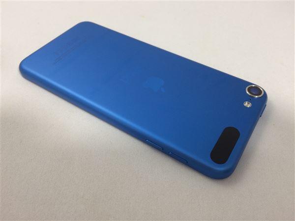 【中古】【安心保証】 iPodtouch_6[16GB](ブルー)MKH22J
