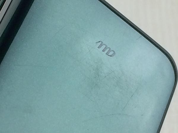 【中古】【安心保証】 au SHF34 ロイヤルグリーン