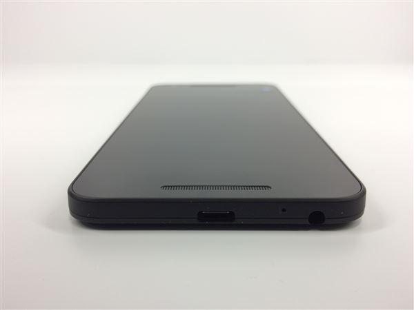 【中古】【安心保証】 docomo Nexus5X[32G] カーボン