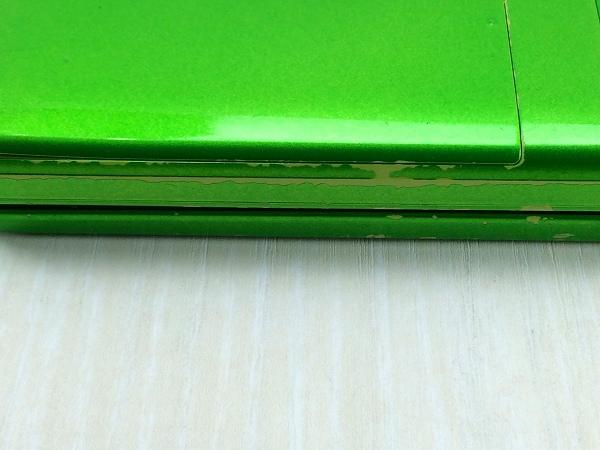 【中古】【安心保証】 SoftBank 840SH[Jelly Beans] グリーン