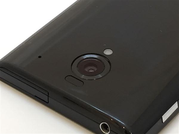 【中古】【安心保証】 SoftBank 302SH ブラック