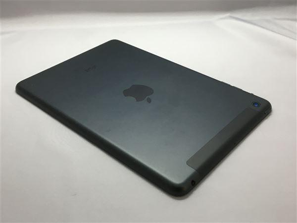 【中古】【安心保証】 SoftBank iPadmini1[セルラー16G] ブラック