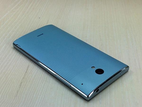 【中古】【安心保証】 SoftBank 305SH ブルー