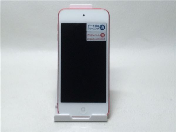 【中古】【安心保証】 iPodtouch5[64GB](ピンク) MC904J