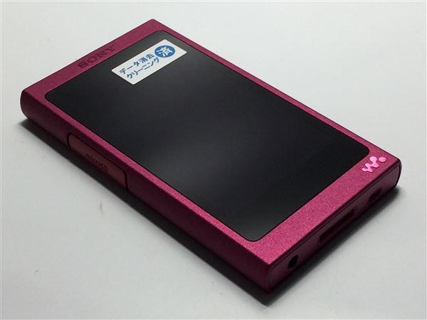 【中古】【安心保証】 A30シリーズ[64GB](ボールドピンク)NW-A37HN