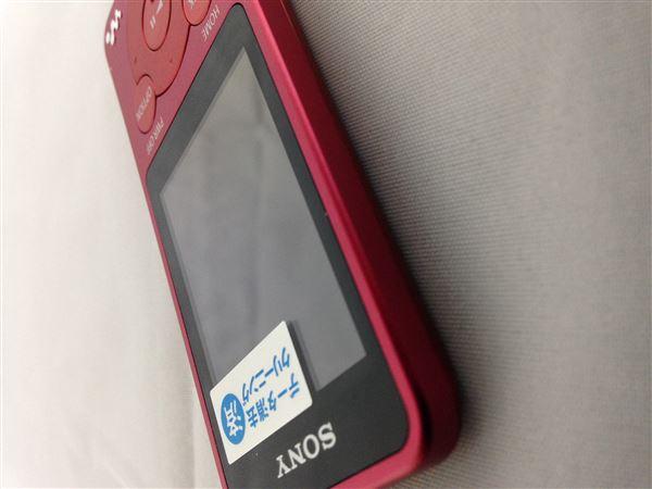 【中古】【安心保証】 E080シリーズ[4GB](レッド)NW-E083