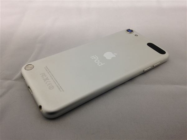 【中古】【安心保証】 iPodtouch5[16GB](シルバー) MGG52J