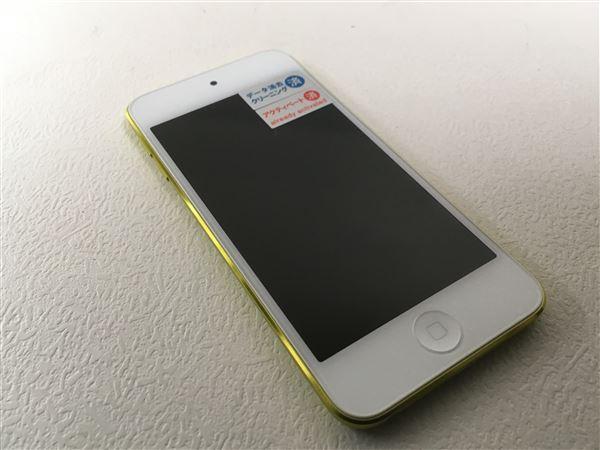 【中古】【安心保証】 iPodtouch5[32GB](イエロー) MD714J