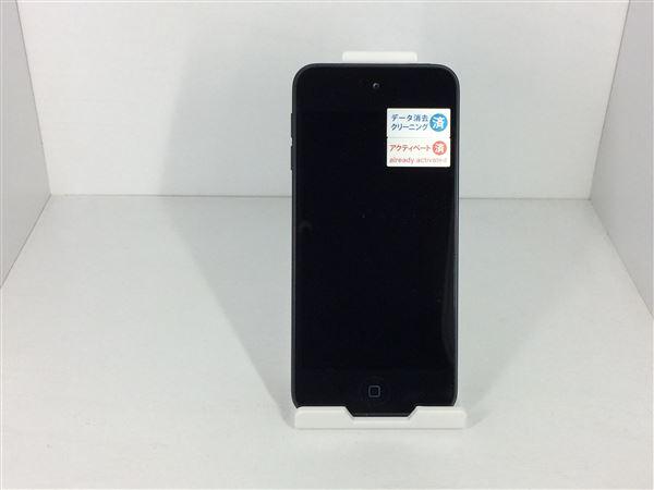 【中古】【安心保証】 iPodtouch5[32GB](ブラックスレー)MD723J