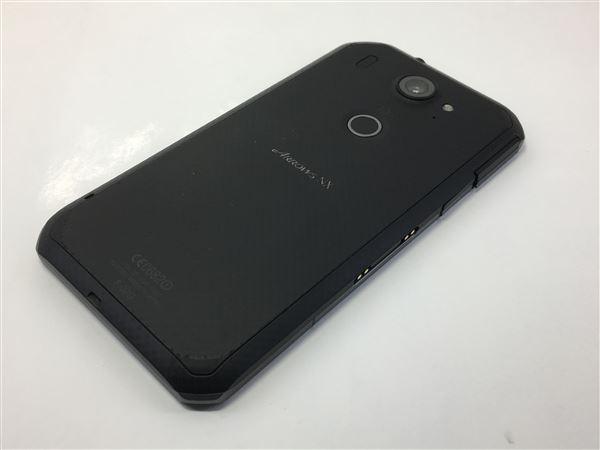 【中古】【安心保証】 docomo Fー02G ブラック
