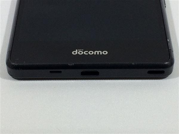 【中古】【安心保証】 docomo Fー03H ブラック