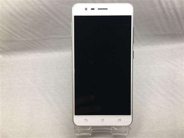 【中古】【安心保証】 SIMフリー ZenFoneZoomS[64G] シルバー