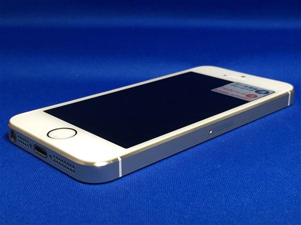 【中古】【安心保証】 au iPhone5s[16G] ゴールド