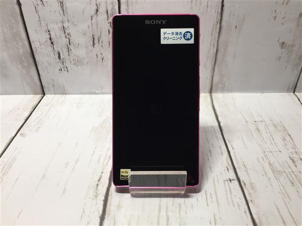 【中古】【安心保証】 F880シリーズ[16GB](ビビットピンク)NW-F885