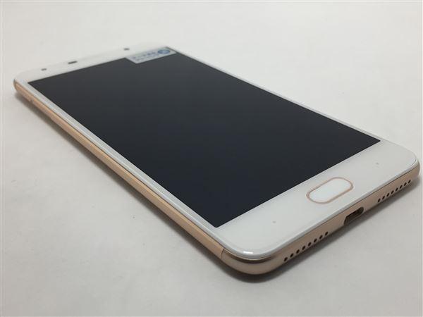 【中古】【安心保証】 SIMフリー EveryPhone HG ゴールド
