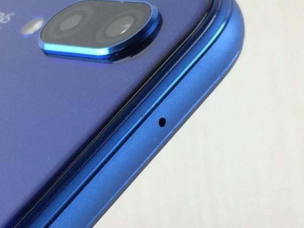 【中古】【安心保証】 UQモバイル P20lite クラインブルー