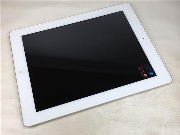 【中古】【安心保証】 iPad2[海外WiFi64G] ホワイト
