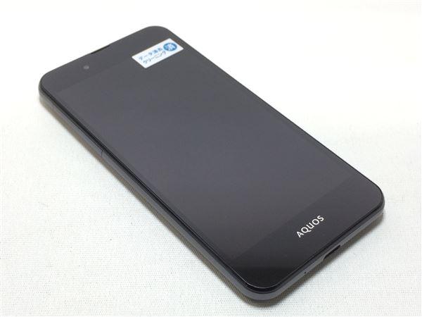 【中古】【安心保証】 SH-L02 ブラック