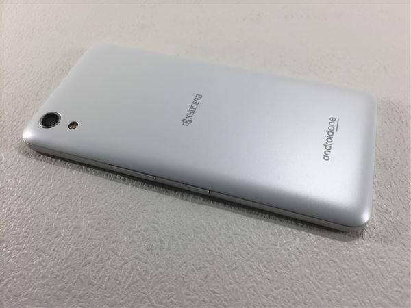 【中古】【安心保証】 Y!mobile Android One S4 ホワイト