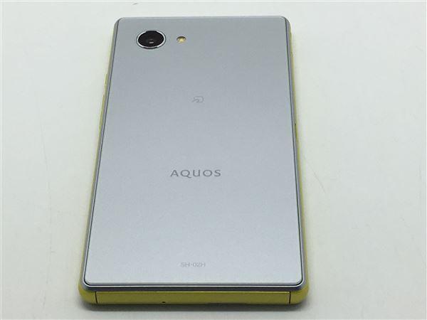 【中古】【安心保証】 docomo AQUOS Compact SH-02H