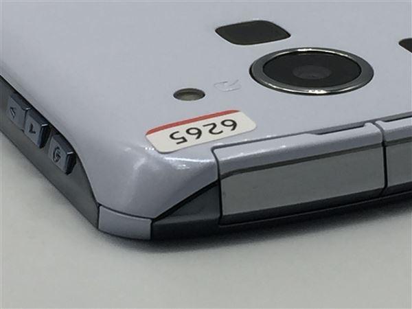 【中古】【安心保証】 docomo Fー10D ホワイト