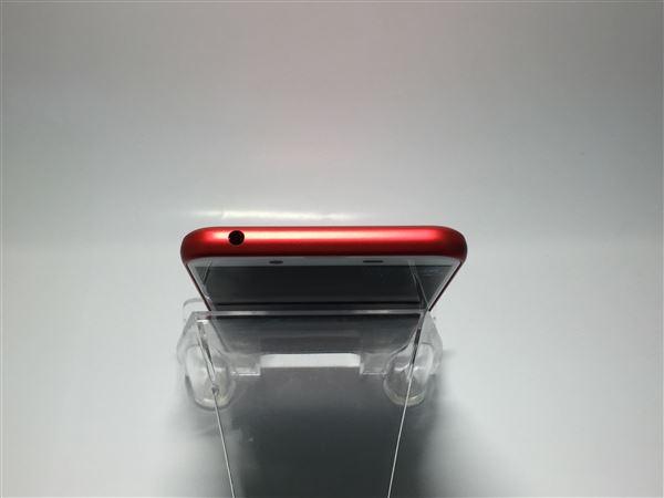 【中古】【安心保証】 SIMフリー SH-M08 カーディナルレッド