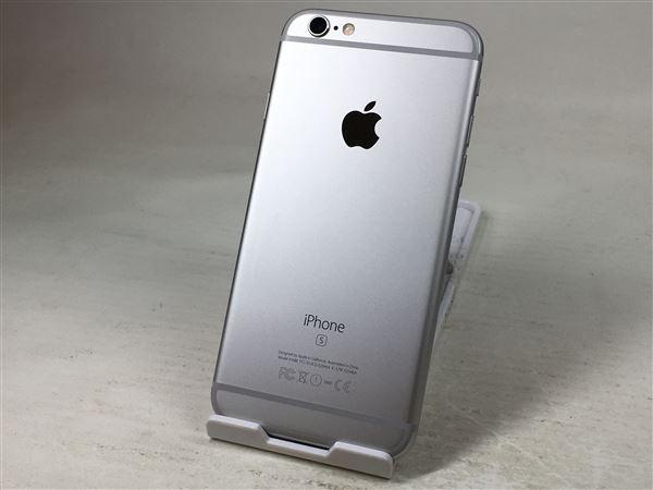 【中古】【安心保証】 SIMフリー iPhone6s[海外16G] シルバー