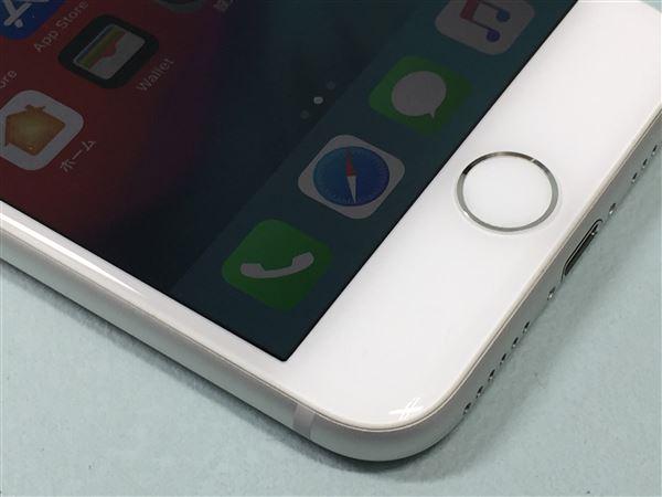 【中古】【安心保証】 SoftBank iPhone8[64G] シルバー