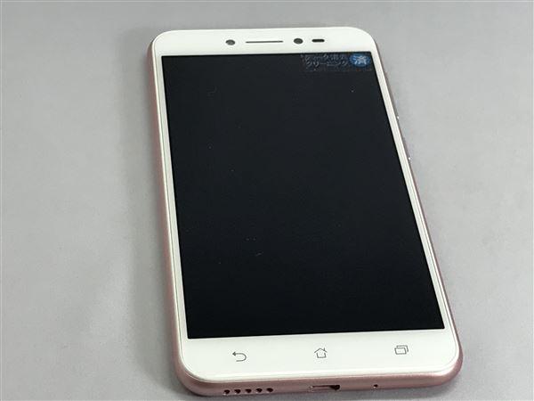 【中古】【安心保証】 SIMフリー ZenFoneLive[16G] ローズピンク