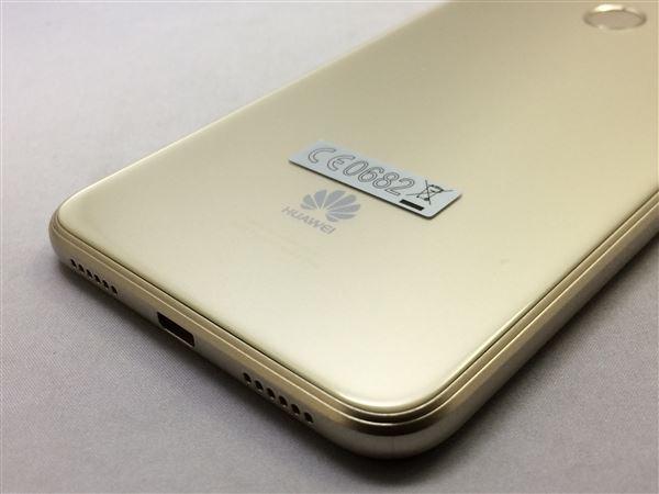 【中古】【安心保証】 SIMフリー novalite ゴールド