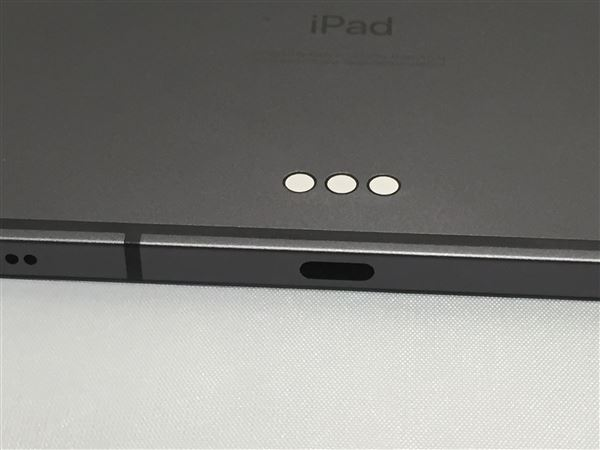 【中古】【安心保証】 SoftBank 11iPadPro_1[セルラー64G] グレイ