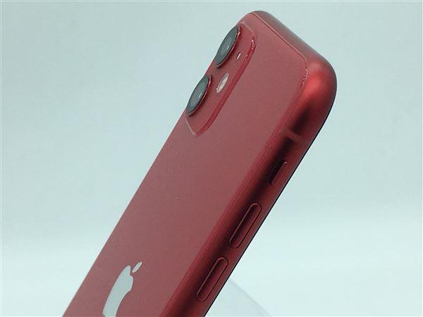 【中古】【安心保証】 SoftBank iPhone11[128G] レッド