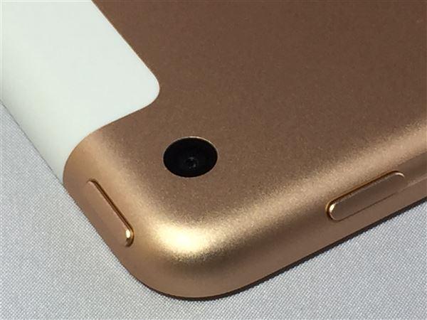 【中古】【安心保証】 SoftBank 9.7iPad 6[セルラー32G] ゴールド