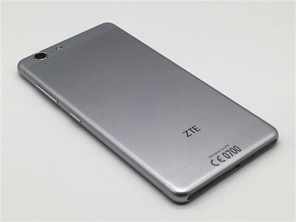 【中古】【安心保証】 SIMフリー BLADE V770 グレー
