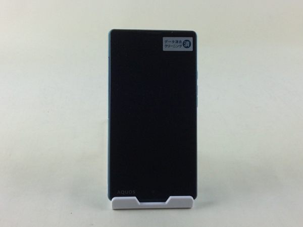 【中古】【安心保証】 SoftBank AQUOS Xx2 mini 503SH ブルー