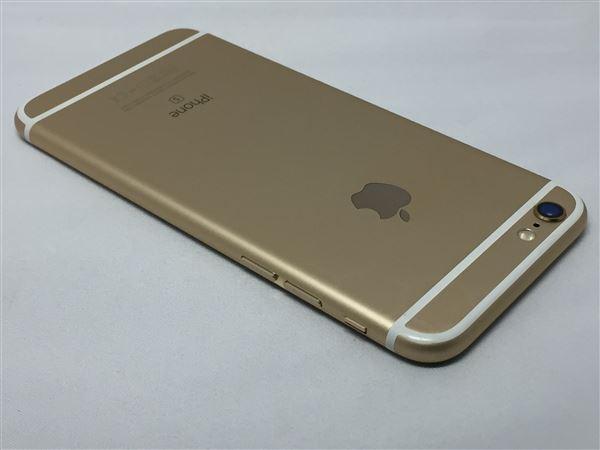 【中古】【安心保証】 docomo iPhone6s[16G] ゴールド