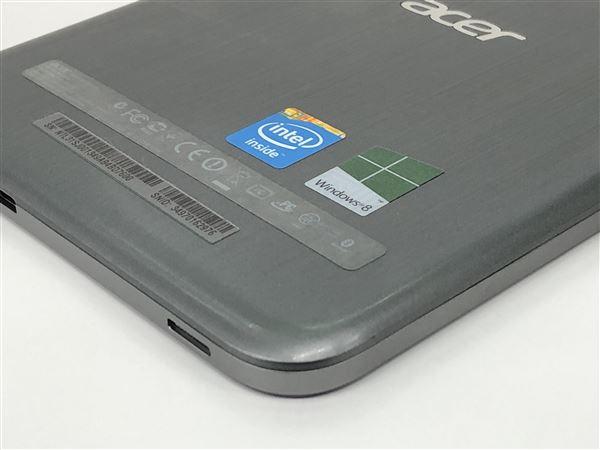 【中古】【安心保証】 ICONIA W4ー820/FH[64Gオフィス有] ガンメタル