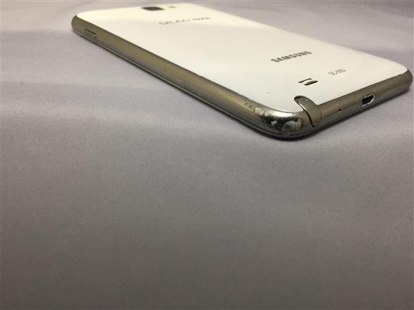 【中古】【安心保証】 docomo NEXT series GALAXY Note SC-05D
