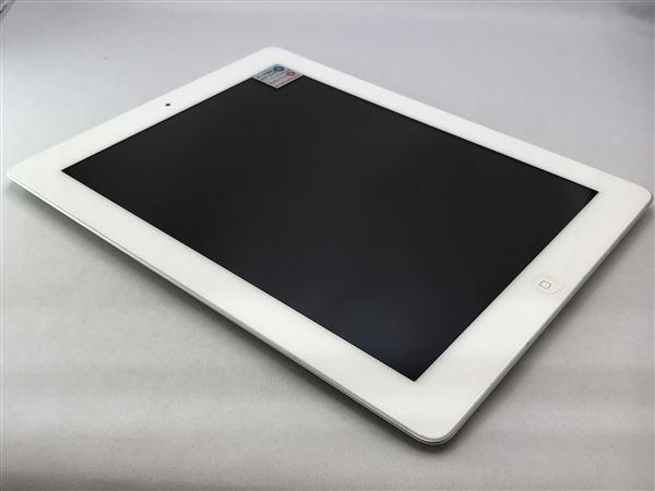 【中古】【安心保証】 SoftBank iPad3[セルラー16G] ホワイト