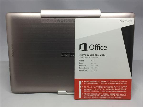 【中古】【安心保証】 TransBook T100TAM T100TAM-B-GS