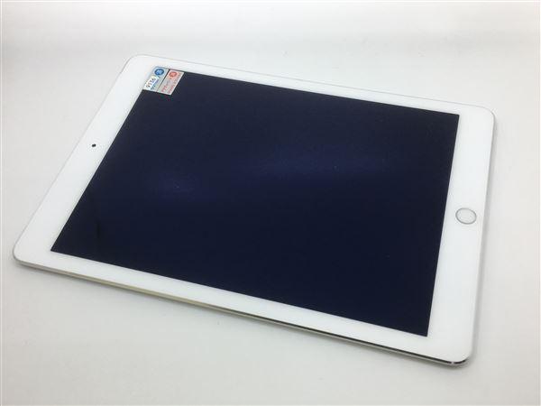 【中古】【安心保証】 SoftBank iPadAir 2[4G32G] シルバー