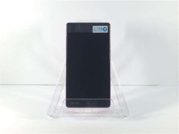 【中古】【安心保証】 SoftBank AQUOS Xx2 mini 503SH ピンク