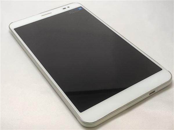 【中古】【安心保証】 MediaPad X1 ホワイト