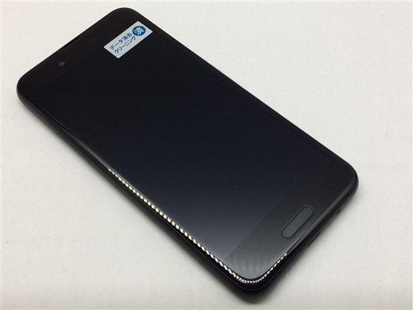 【中古】【安心保証】 UQモバイル SHV40 ベルベットブラック