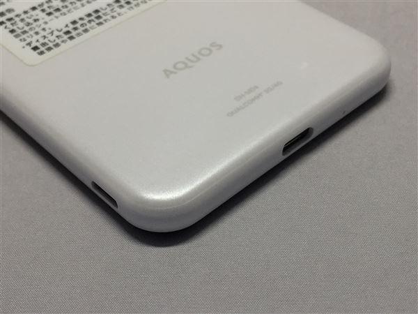 【中古】【安心保証】 SIMフリー SHーM04 ホワイト