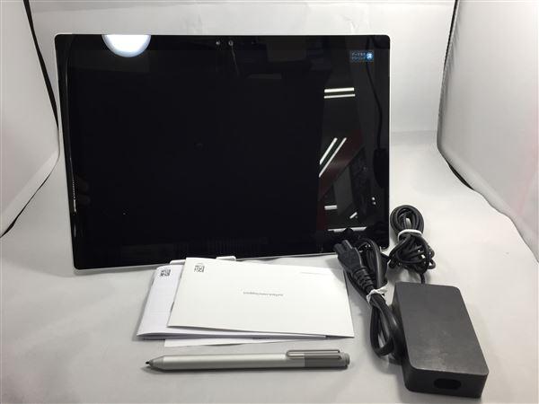 【中古】【安心保証】 Surface PRO 4[128Gオフィス無] シルバー