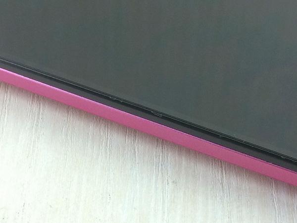【中古】【安心保証】 SoftBank 303SH ライトピンク